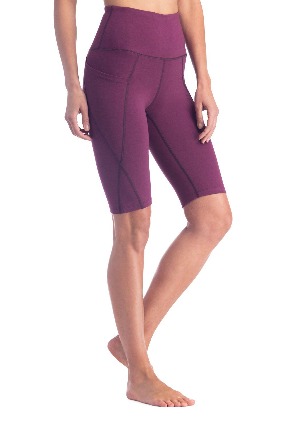 "Women's EcoFabric™ Active 9"" Workout Short - Fishers Finery"
