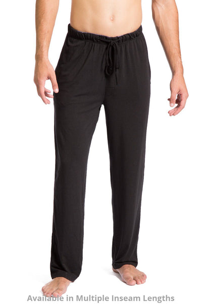 Men's EcoFabric™ Jersey Pajama Pant - All Day Comfort - Fishers Finery