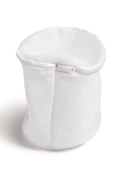 Mesh Wash Bag with Zipper - Bra Sized - Fishers Finery