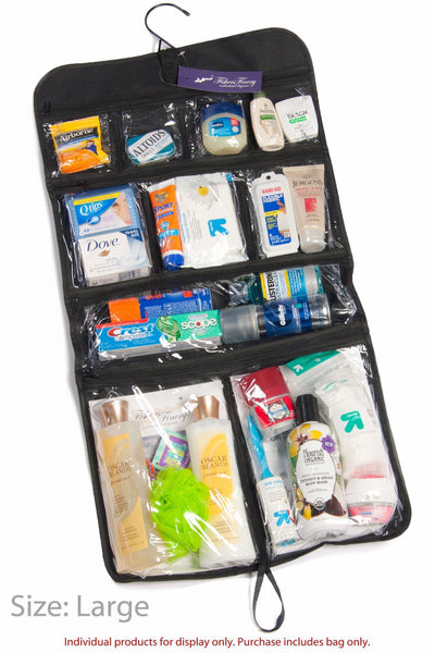 311e86449478 Expert Traveler Hanging Toiletry Bag - Designed By Travelers for Travelers