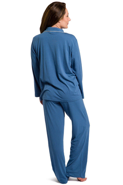 Women's Original EcoFabric™ Full Length Pajama Set with Gift Box - Fishers Finery