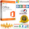 MICROSOFT OFFICE 2016 PROFESSIONAL PLUS 32/64 BIT LICENSE KEY INSTANT DELIVERY - presetbank