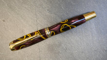 Load image into Gallery viewer, handmade pen handcrafted pen handmade rollerball pen