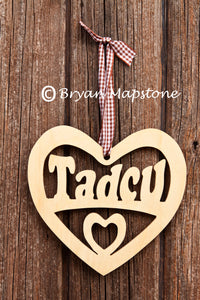 Tadcu - Grandfather heart