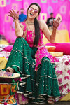 Manvi-Kapoor-Real-Bride-Hot-Pink-Garara-Ethnic-Indian-Womenswear