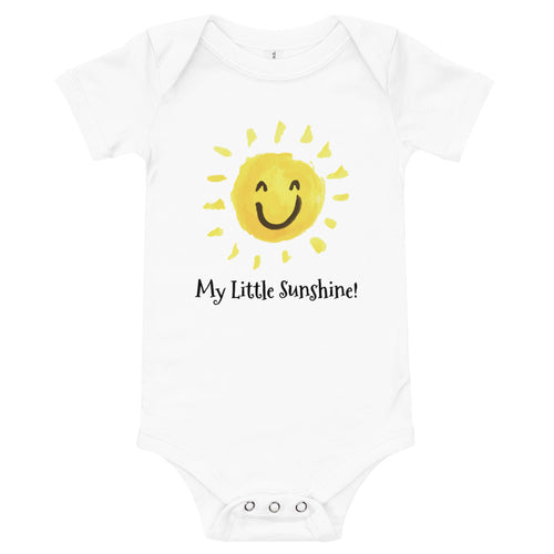 Sunshine Baby One Piece T-Shirt - Positive Bunch