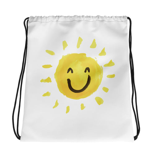 Sunshine Drawstring bag - Positive Bunch