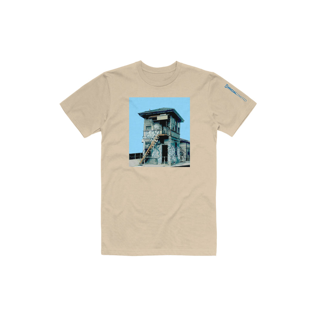 Watch Tower Tee (Tan)