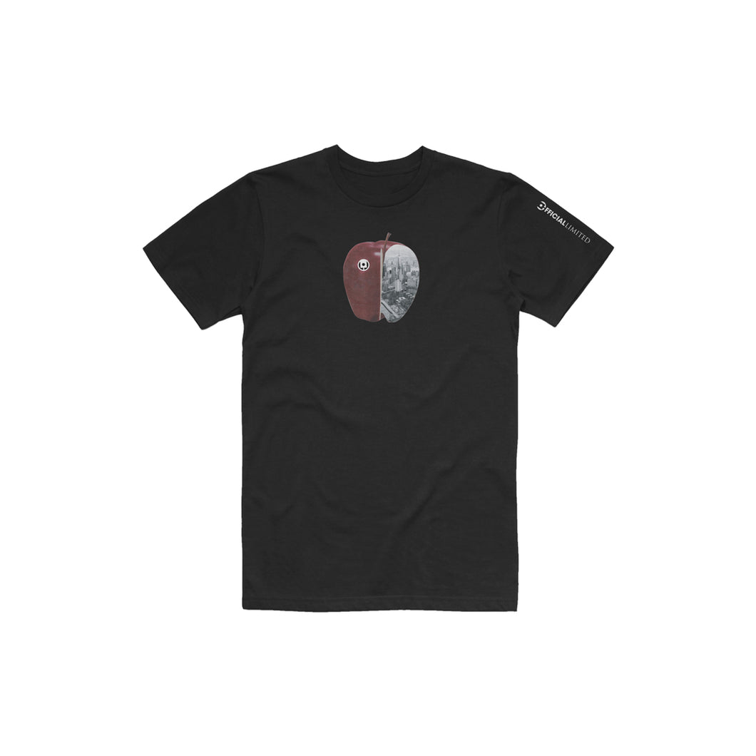 Apple Tee (Black)