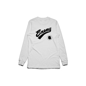 Enemy Long Sleeve (White)