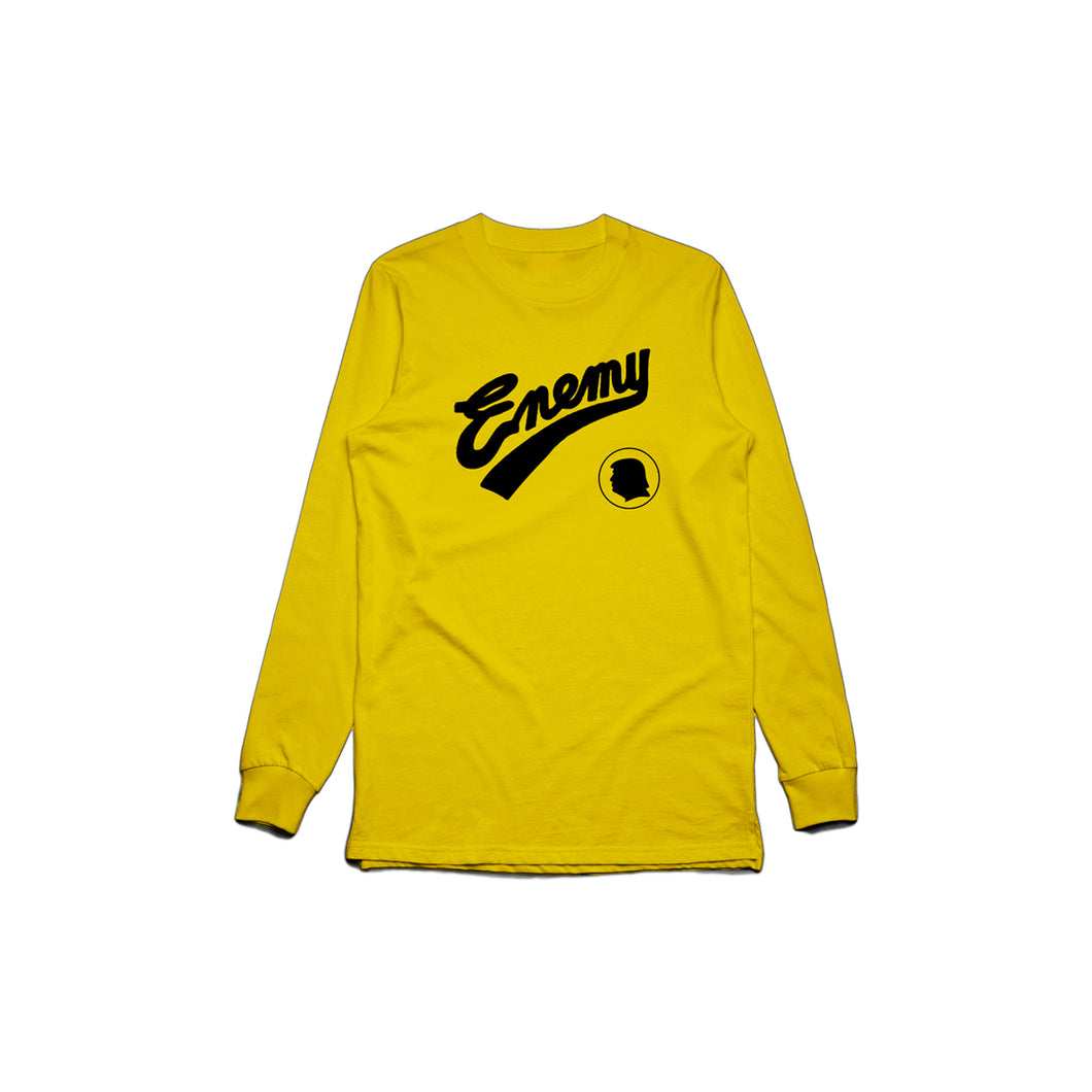 Enemy Long Sleeve (Yellow)