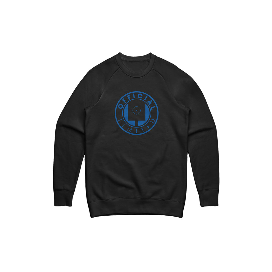 Spray Can Crewneck (Black)