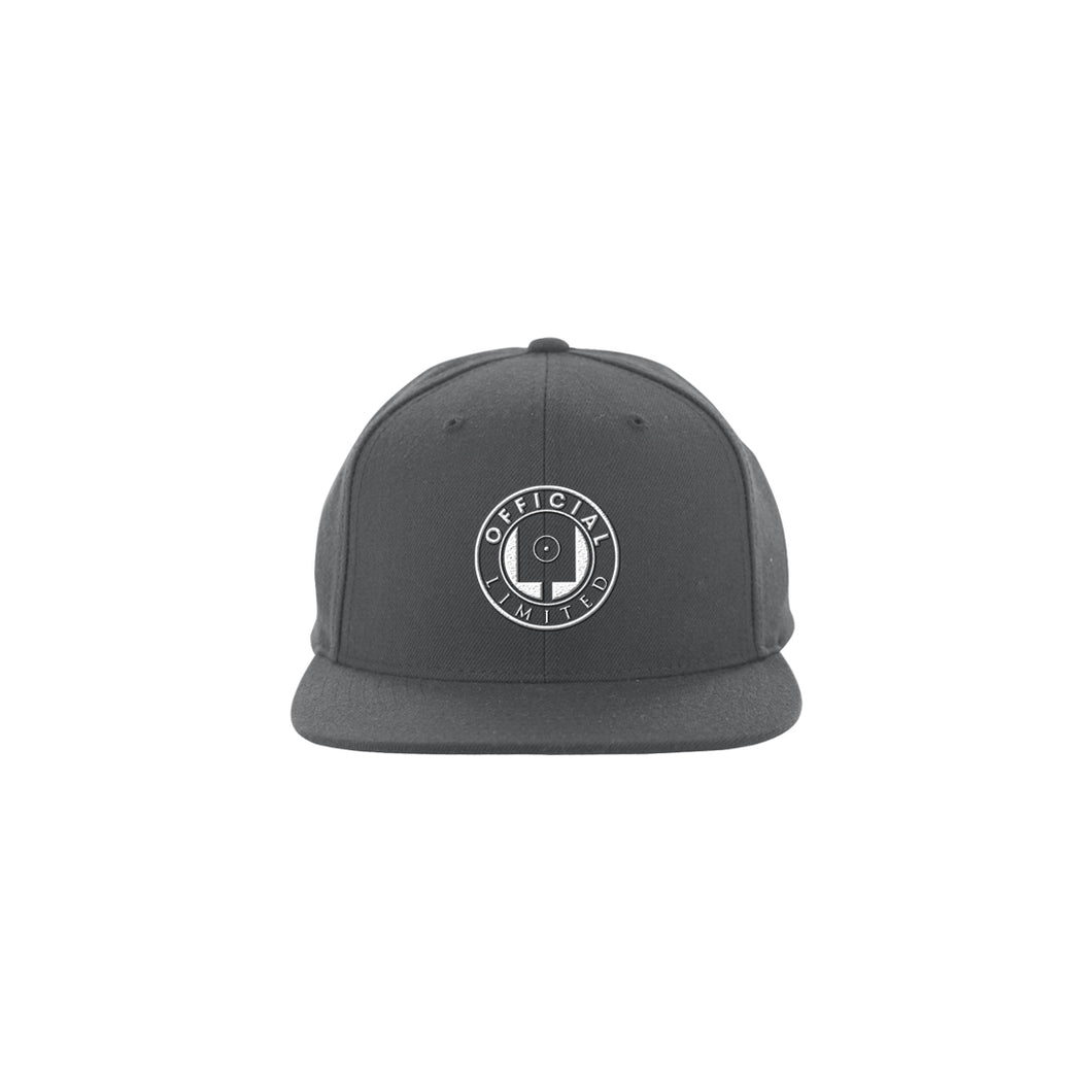 Spray Can Snapback (Grey)