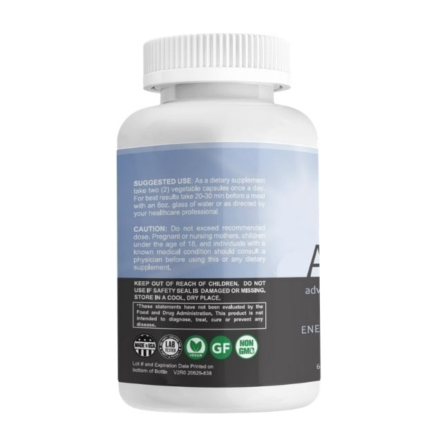 Sporeganic Ascend10 label, mushroom supplement, strengthen immunity, boost energy, improve mental clarity, improve mental focus, improve brain health, increase vitality, reduce ageing, increase wellness, improve athletic performance, improve sexual health, Vitamin D