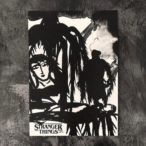 Upside Down - Stranger Things - Phucismeshop