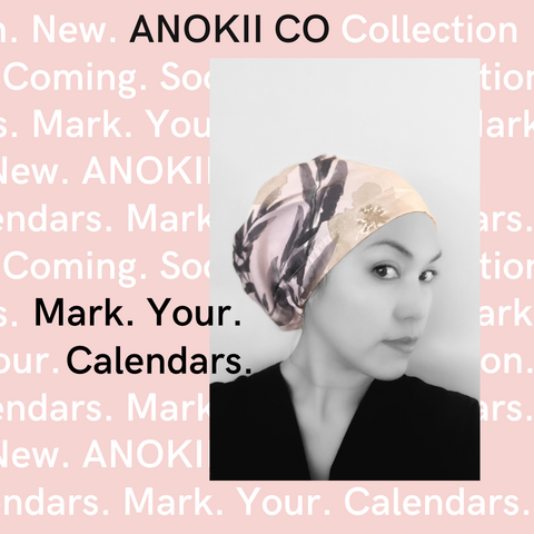 ANOKII CO 2021 NEW SCRUB CAP COLLECTION BOUFFANT AND PONYTAIL CAPS BUTTONS
