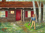 Limited Edition Giclee - Cabin A