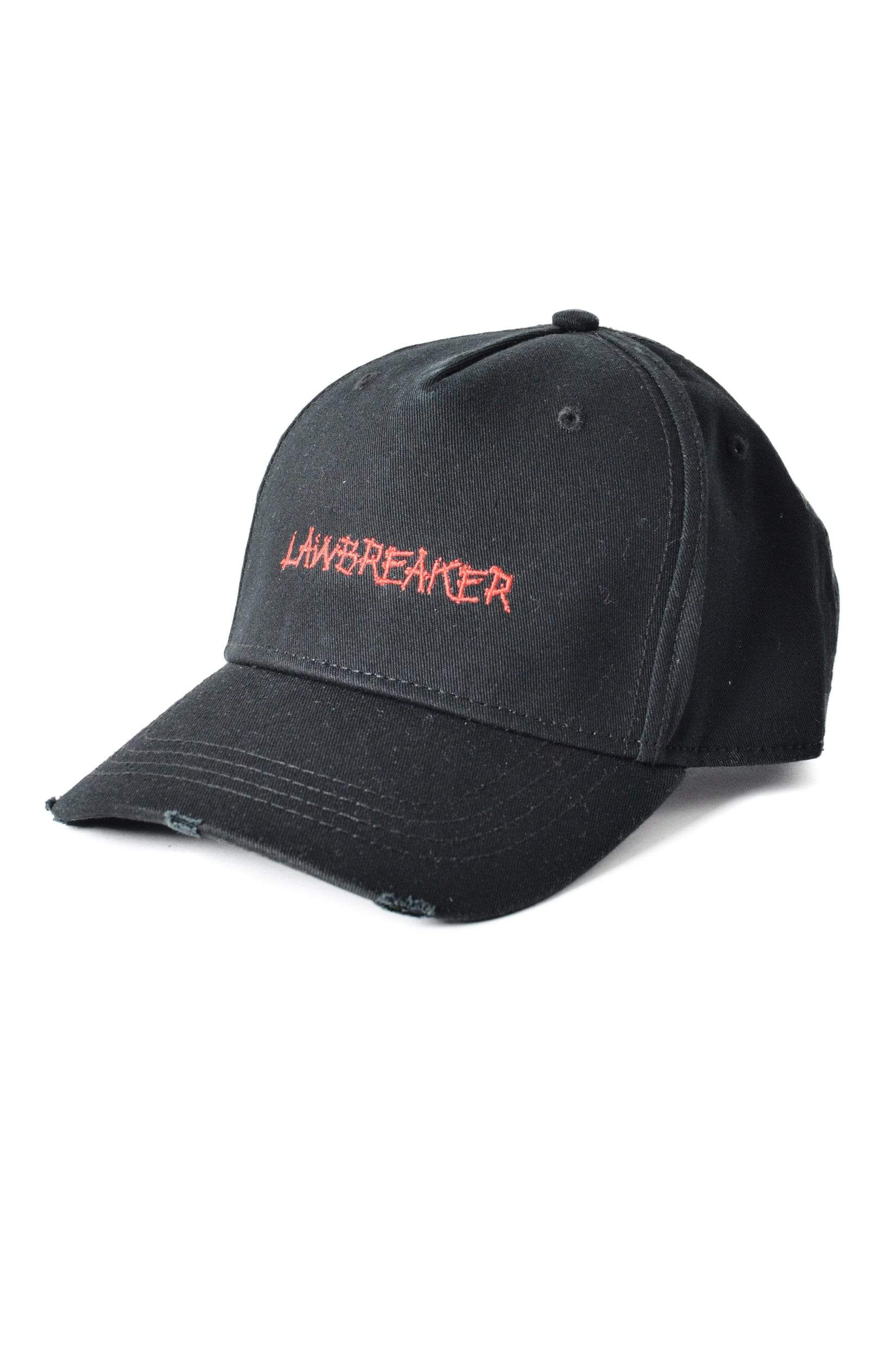 Lawbreaker Destroyed Cap Black