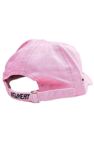 Matt Cap Pink - PEGADOR - Dominate the Hype