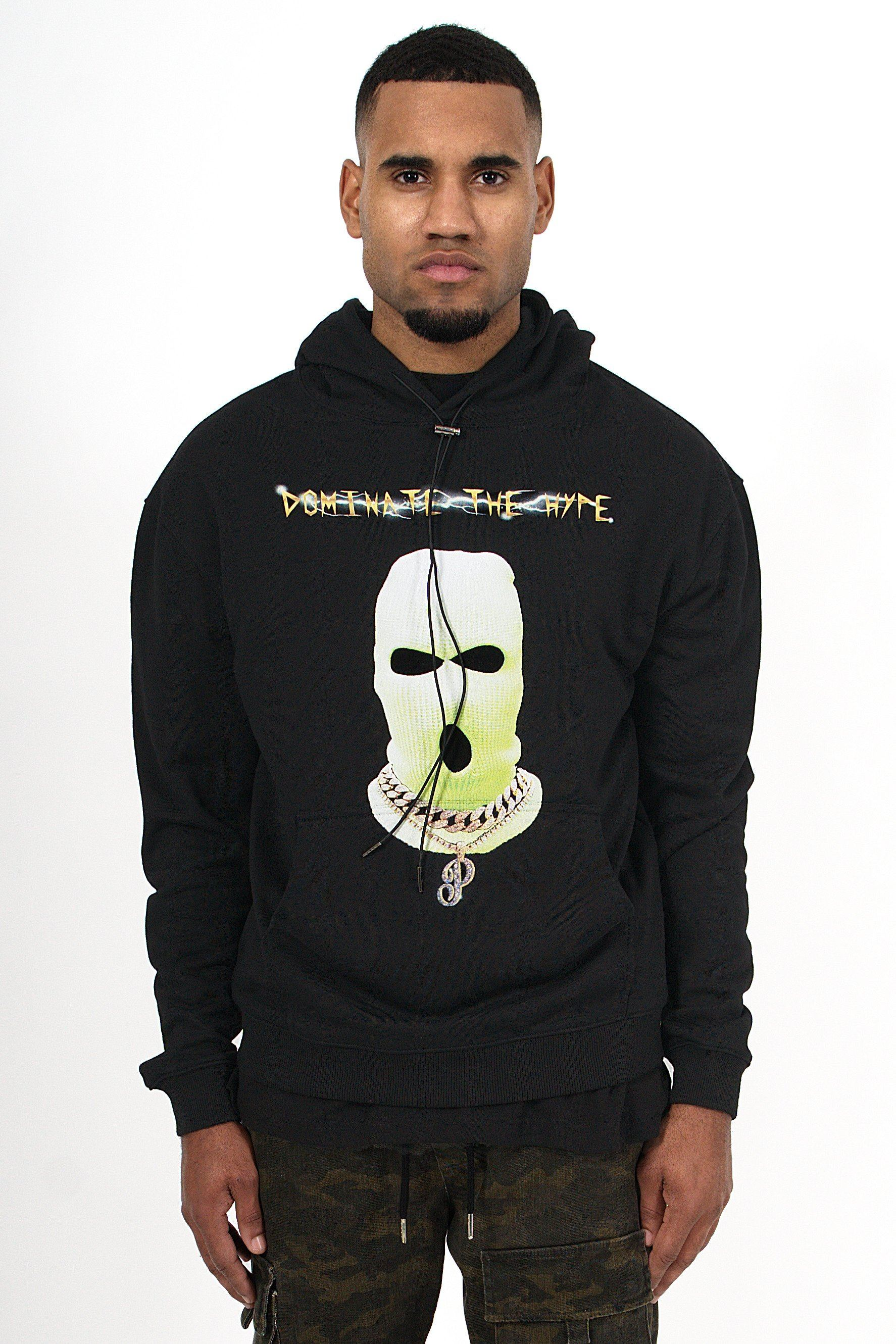 Dallas Oversized Hoodie Black - PEGADOR - Dominate the Hype