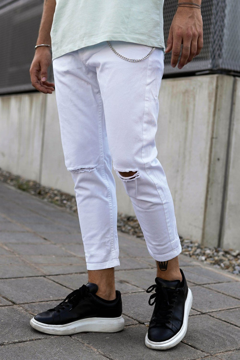 Detroit Pants White - PEGADOR - Dominate the Hype