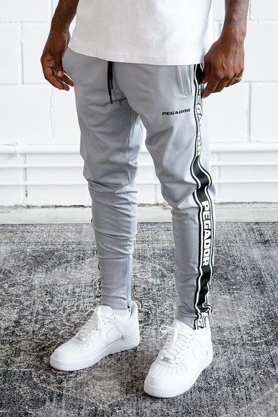 Logo Sweat Pants Grey Black