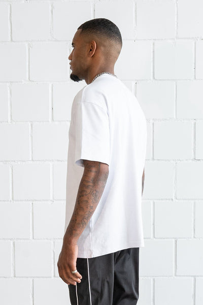 Basic Oversized Tee White