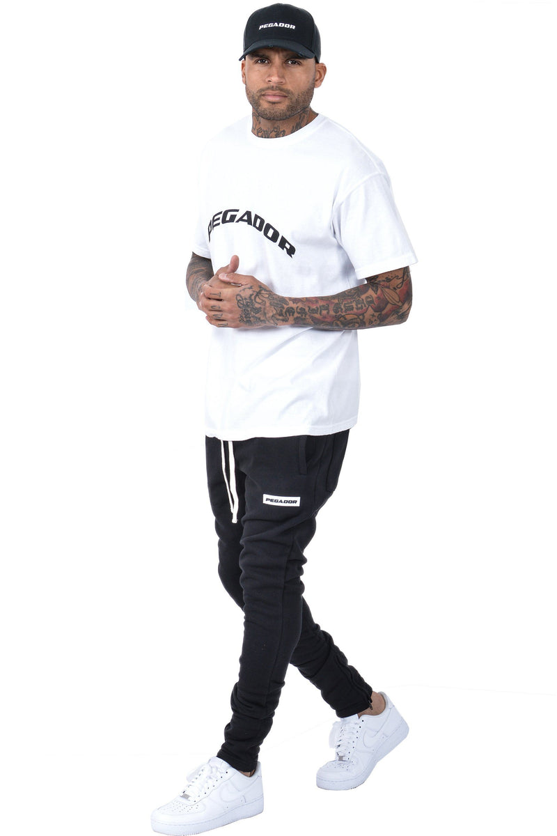 Bareto Sweatpants Black - PEGADOR - Dominate the Hype