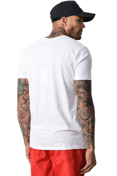 Beo T-Shirt White - PEGADOR - Dominate the Hype