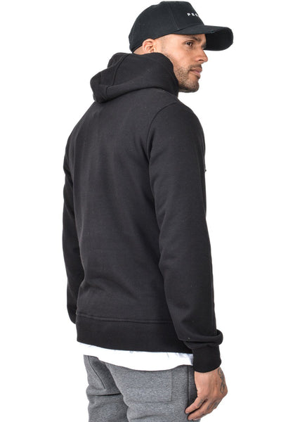 Melo Anorak Hoodie Black - PEGADOR - Dominate the Hype