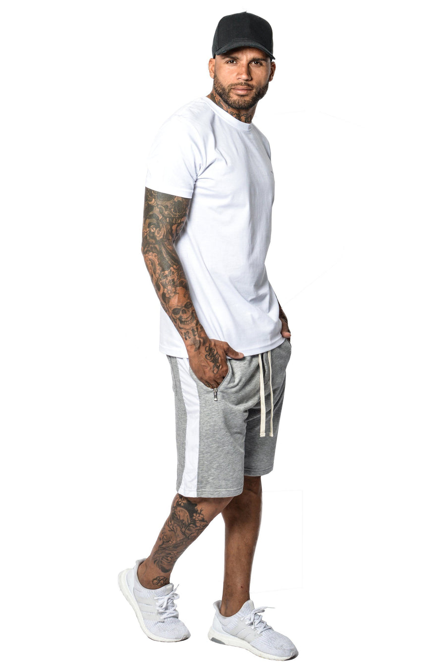 Soyo Sweat Shorts Grey