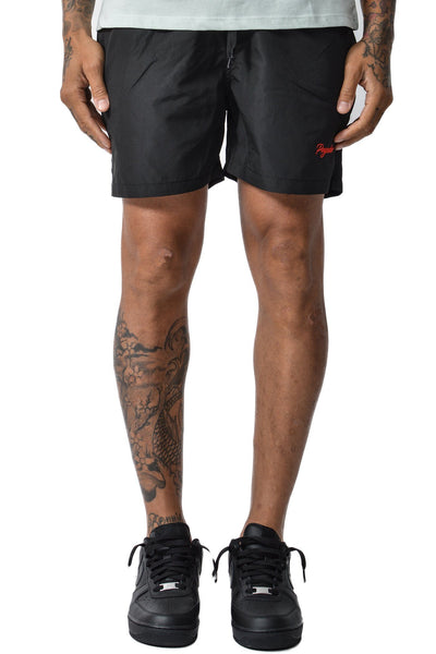 Aron Swimshorts Black - PEGADOR - Dominate the Hype