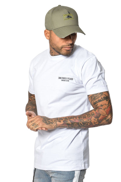 Emma Parker x Pegador - Limb T-Shirt White - PEGADOR - Dominate the Hype