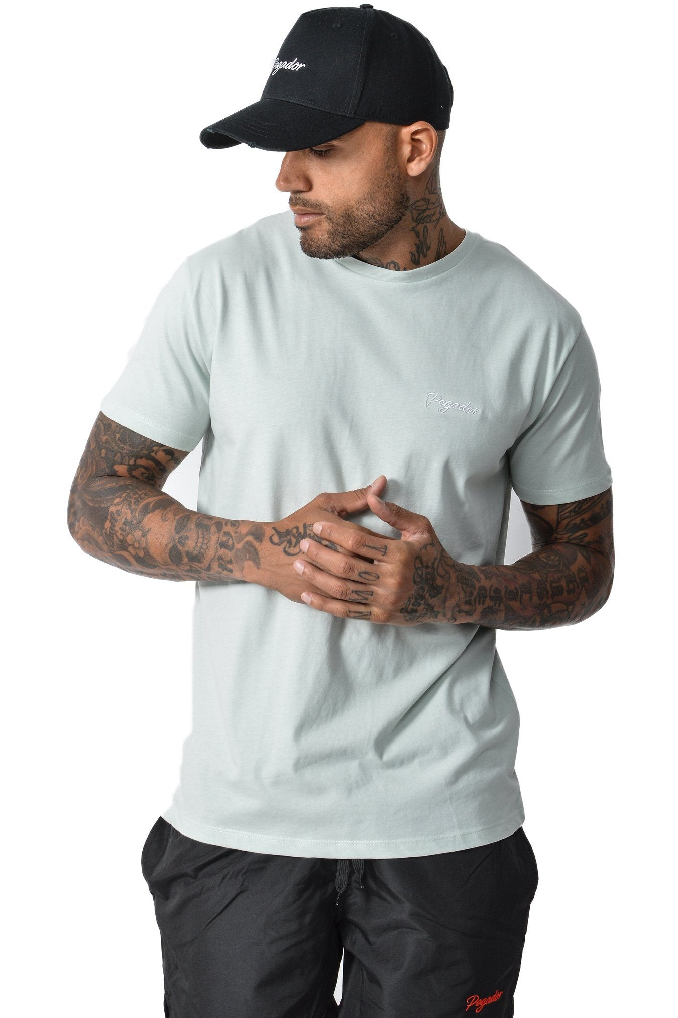 Beo T-Shirt Light Green - PEGADOR - Dominate the Hype