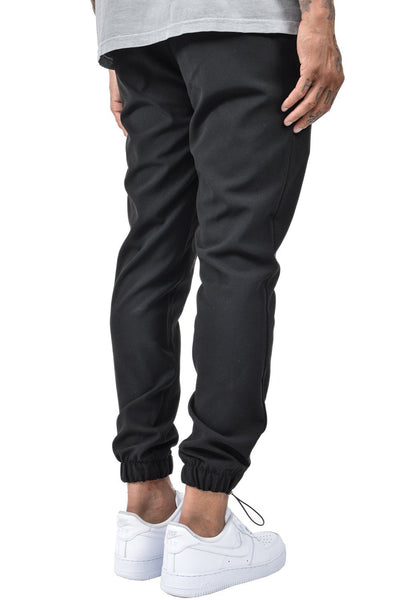 Palma Rubber Pants Black - PEGADOR - Dominate the Hype