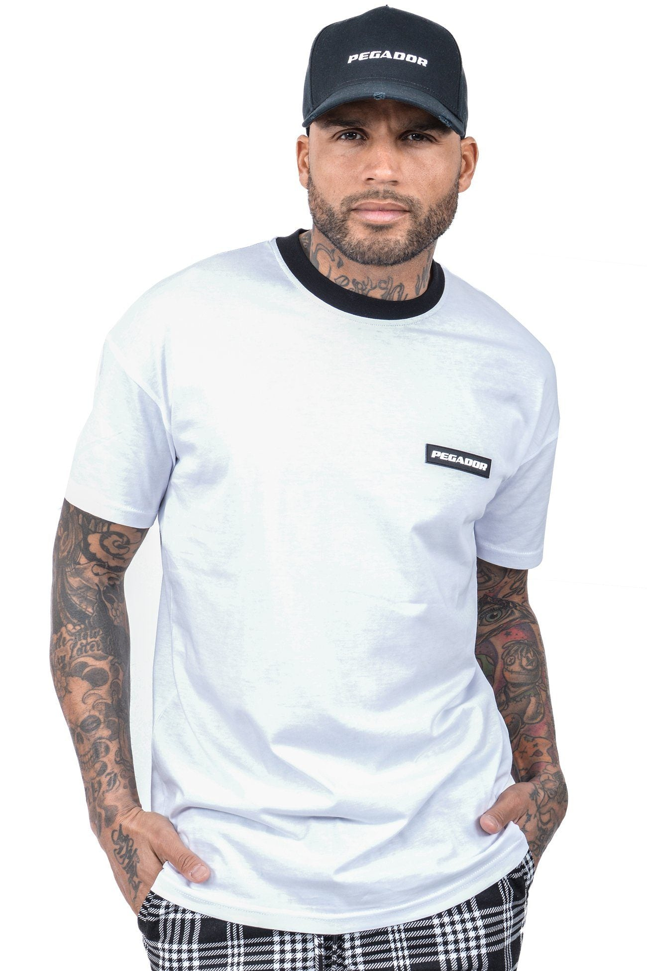 Caio T-Shirt White