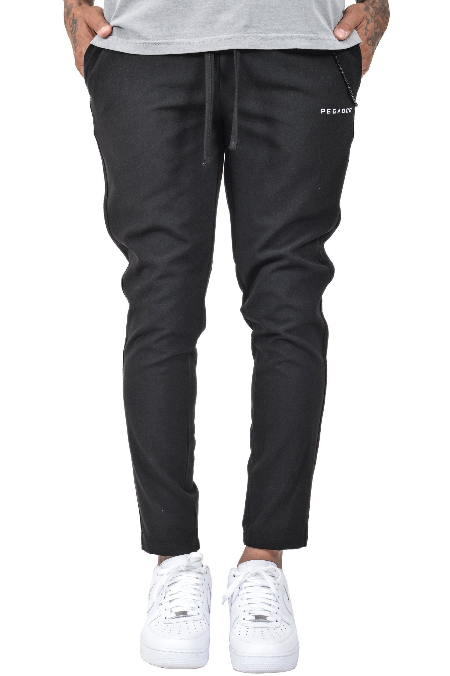 Oviedo Logo Pants Black