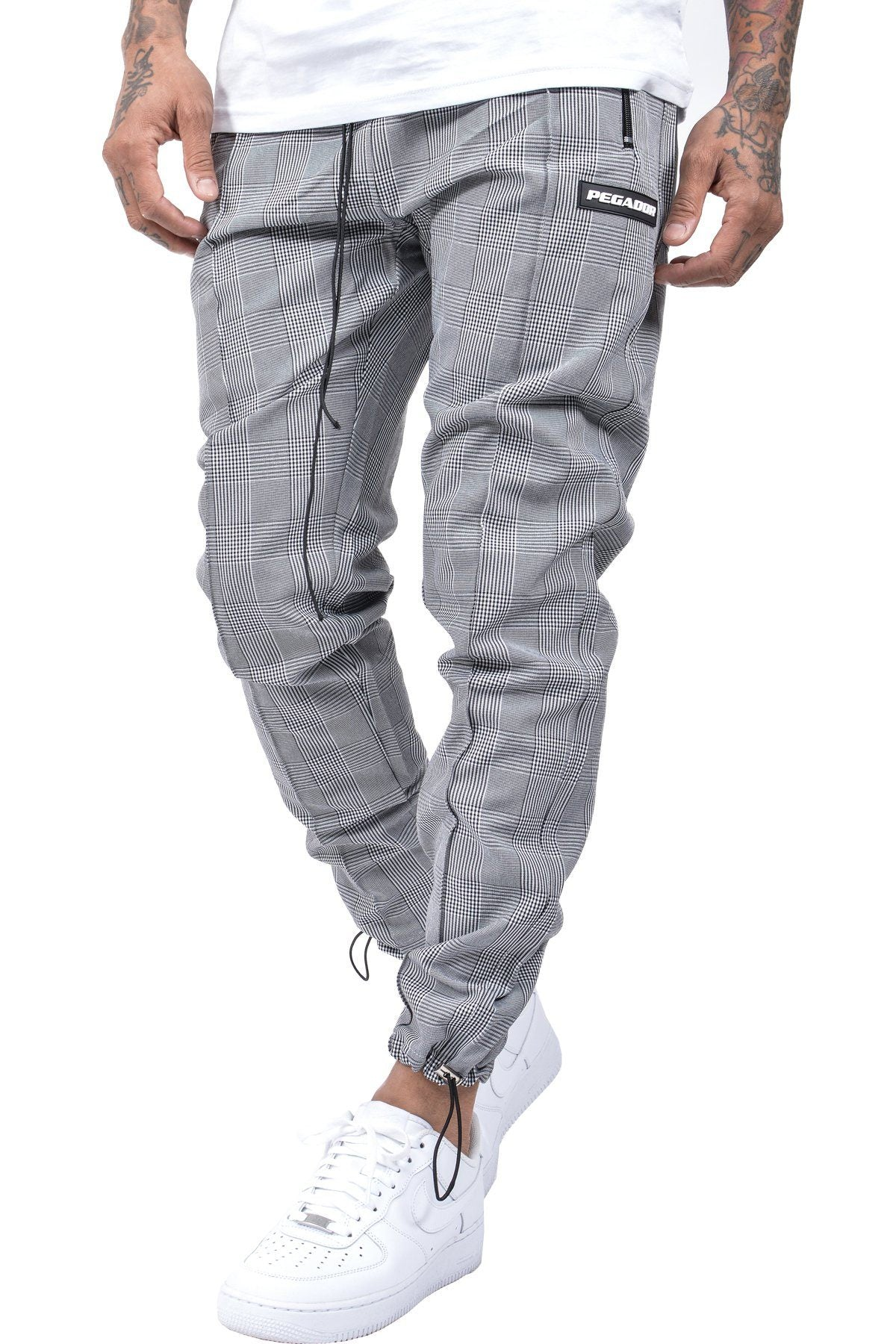 Pino Pants Checkered - PEGADOR - Dominate the Hype