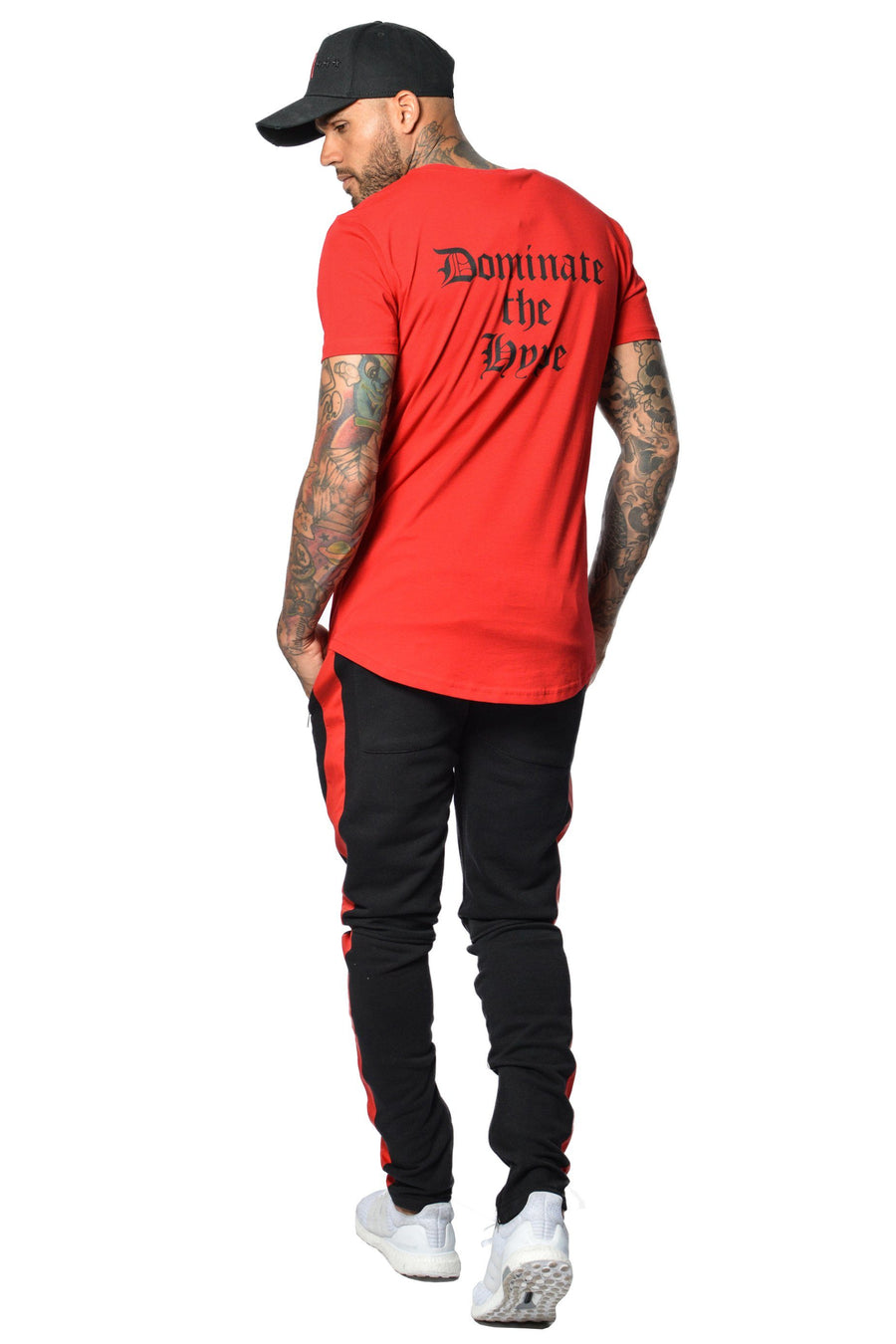 PEGADOR - Pego T-Shirt Red - PEGADOR - Dominate the Hype