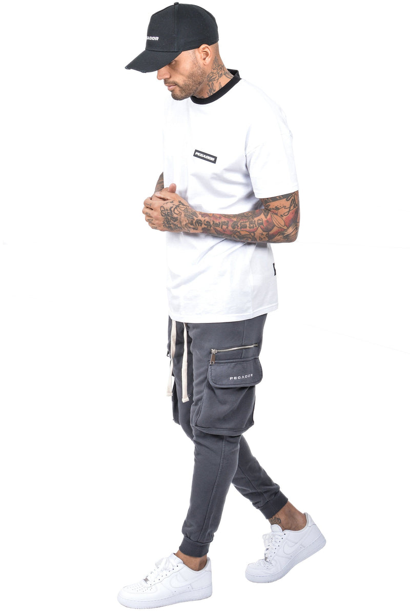 Vaio Cargo Pants Dark Grey