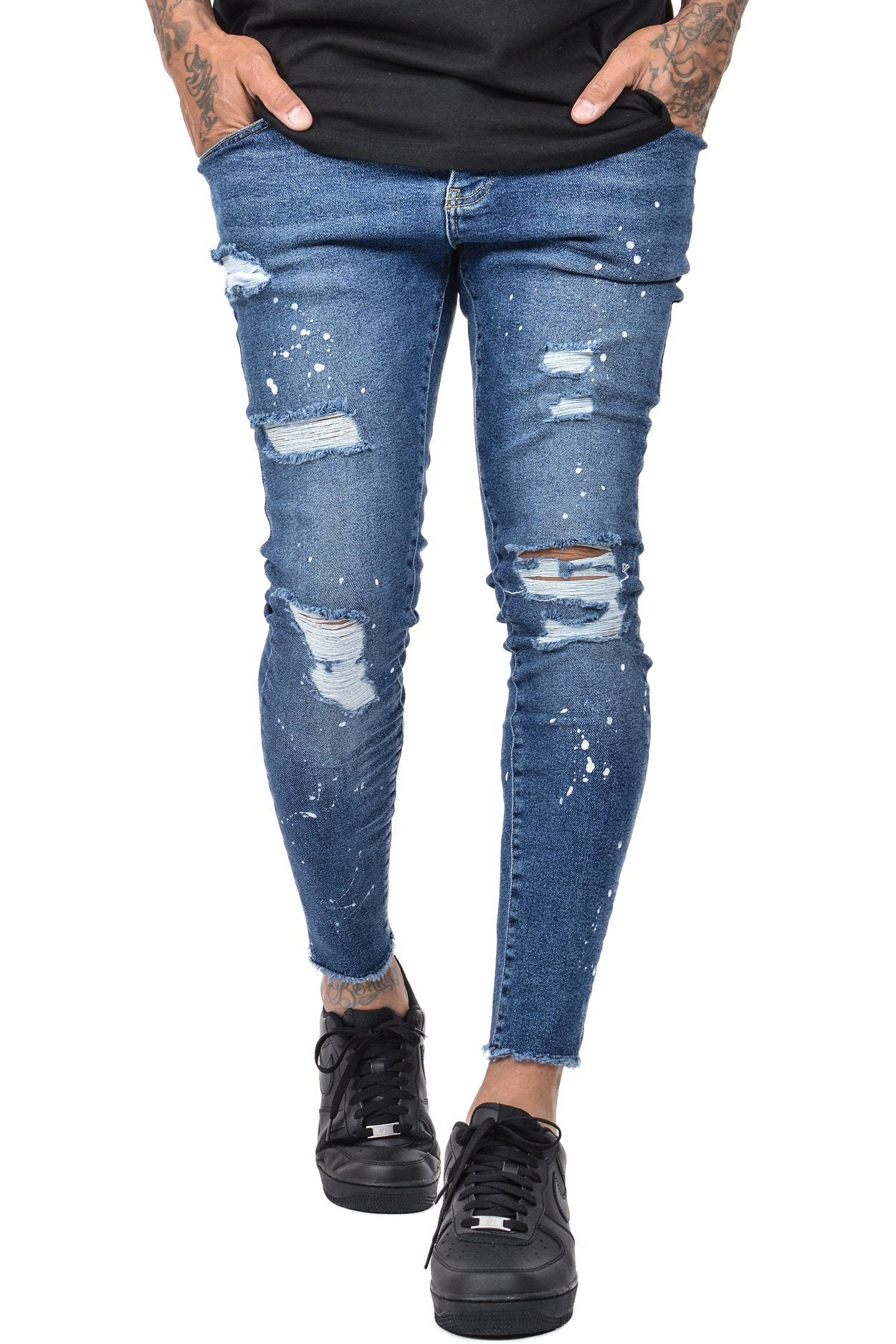 Malaga Cropped Jeans