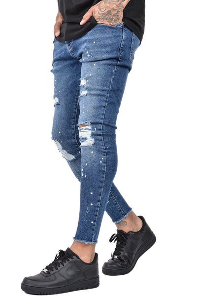 Malaga Cropped Jeans - PEGADOR - Dominate the Hype