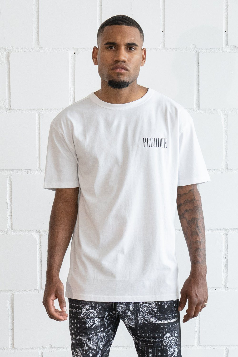 Mum Oversized Tee White