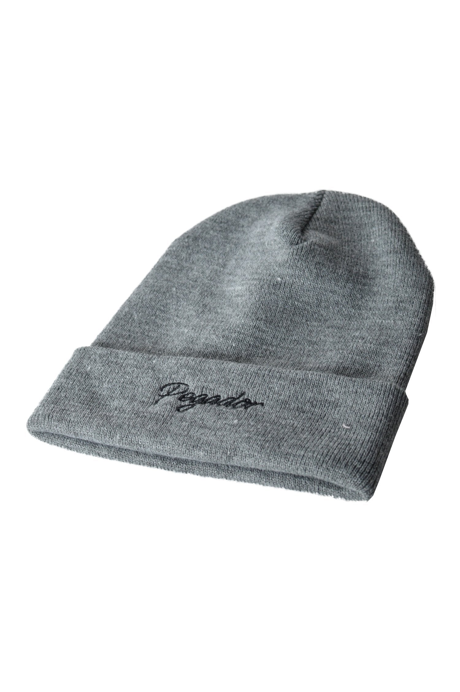 PEGADOR - Pegador Signature Beanie Heather Grey - PEGADOR - Dominate the Hype