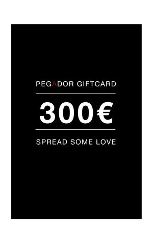 PEGADOR - 300€ Gift Card - PEGADOR - Dominate the Hype