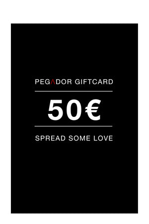 PEGADOR - 50€ Gift Card - PEGADOR - Dominate the Hype