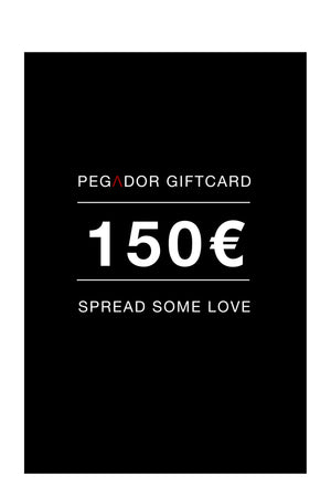 PEGADOR - 150€ Gift Card - PEGADOR - Dominate the Hype