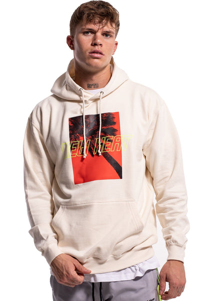 Jamal Hoodie Creme - PEGADOR - Dominate the Hype