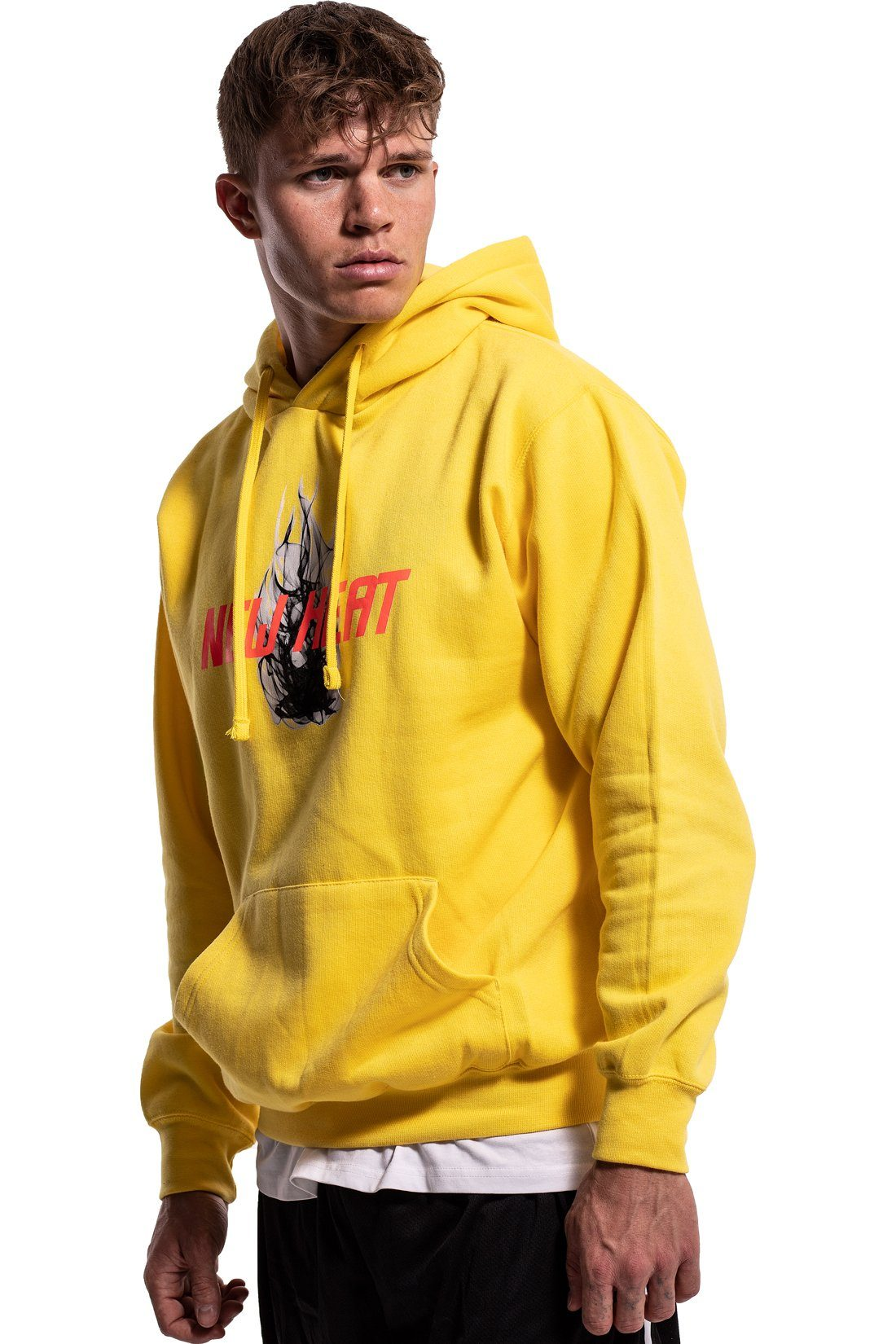 Pete Hoodie Yellow - PEGADOR - Dominate the Hype