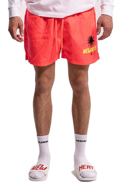 John Swimshorts Summer Pink - PEGADOR - Dominate the Hype